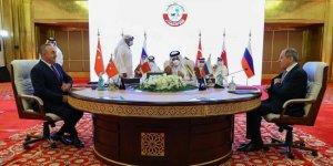 Rusya-Türkiye-Katar Üçlü Dışişlerinden ortak açıklama