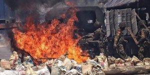 BM: Myanmar'da askeri cunta en az 70 kişiyi öldürdü