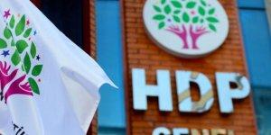 HDP'den 'kapatma davası' hakkında açıklama