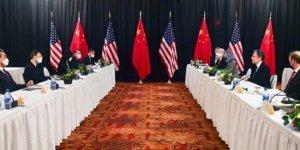 ABD-Çin görüşmesinde karşılıklı sert suçlamalar