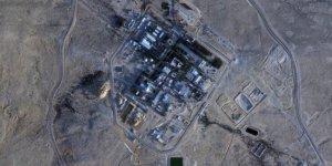 İsrail gizli üslerin yer aldığı haritayı paylaştı