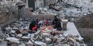 'Ji %60 niştecihên Sûriyê pirsgirêka kêmbûna xwarinê heye'