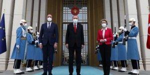 Erdoğan: Türkiye'nin AB sürecinin nihai hedefi tam üyelik
