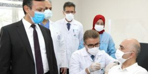 Yerli koronavirüs aşısında Faz-2 dozları tamamlandı