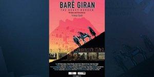 Kürt yönetmen Özdil'in 'Barê Giran' filmi New York'ta ödül