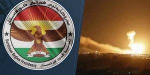 Kürdistan Bölgesi Başkanlığı'ndan Erbil ve Başika'daki saldırıya kınama