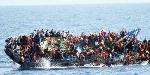 Göçmen botu battı: En az 41 ölü