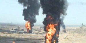 Kerkük'te petrol kuyularına saldırı