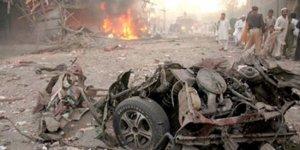 Afganistan'da bombalı saldırı: En az 25 ölü