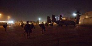 Bağdat Havalimanı'na bir kez daha füze saldırısı düzenlendi