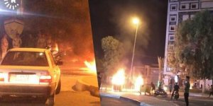 Kerbela'da İran konsolosluğu ateşe verildi
