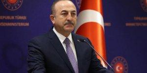 Çavuşoğlu, İran, Cezayir, Pakistan ve Rusya Dışişleri Bakanları ile Kudüs'teki gelişmeleri görüştü