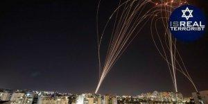 Tel Aviv'e yönelik füze saldırıları sonrası sirenler çalmaya başladı