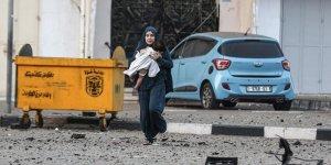Siyonist İsrail'in Gazze'ye saldırıları sürüyor: Şehit sayısı 48'e yükseldi