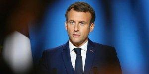 Macron'dan 'Orta Doğu'da ateşkes' çağrısı