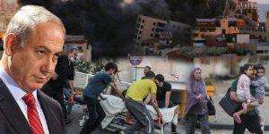 Terörist Netanyahu, saldırıların devam edeceğini söyledi