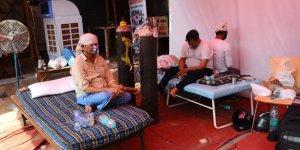 Hindistan'da son 24 saatte 3 bin 890 kişi hayatını kaybetti