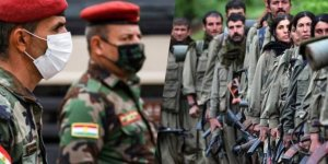 PKK'den Peşmerge Güçleri'ne taciz ateşi
