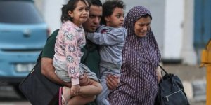 BM: İsrail'in saldırıları sonucu 75 bin Filistinli yerinden edildi