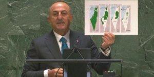 Çavuşoğlu, BM'de konuştu: Gazze'de yaşananların tek sorumlusu İsrail'dir