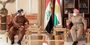 Başkan Barzani ile Karadaği son gelişmeleri görüştü