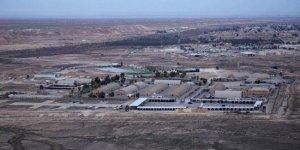 Irak'ta ABD güçlerinin bulunduğu hava üssüne füze saldırısı