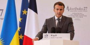 Macron Fransa'nın Ruanda Soykırımı'ndaki sorumluluğunu kabul etti