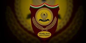Peşmerge Bakanlığı'ndan PKK saldırısına ilişkin açıklama