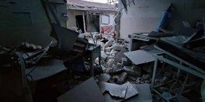 Afrin'de hastaneye yapılan saldırıda 13 sivil hayatını kaybetti