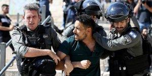 İşgal güçleri mayıs ayında 3 bin 100 Filistinliyi gözaltına aldı