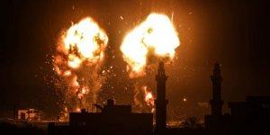 Siyonist İsrail, Gazze'ye saldırı düzenlendi