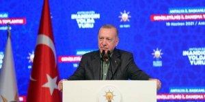 Cumhurbaşkanı Erdoğan'dan HDP'ye yönelik saldırıya ilişkin ilk açıklama