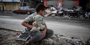BM: 2020'de çatışma bölgelerinde 19 bin 300 çocuk 'ağır ihlallere' maruz kaldı