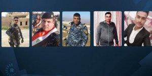 Kerkük'te IŞİD saldırısı: 5 polis öldü, 3'ü ağır yaralı