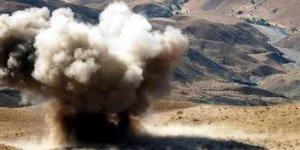Kirmaşan'da Irak-İran Savaşı'ndan kalma havan mermisi patladı