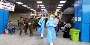 Irak ve Suudi Arabistan'da Covid-19 kaynaklı can kayıpları arttı