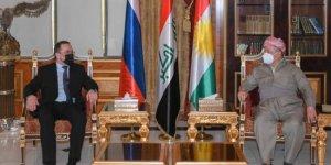Barzani: Irak ve Suriye'de terörü yok etme çabaları eşgüdümlü olmalı