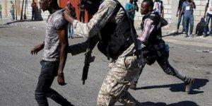 Haiti'den ABD'ye: Asker gönderin