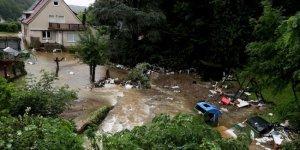 Almanya'da sellerde hayatını kaybedenlerin sayısı 81'e çıktı