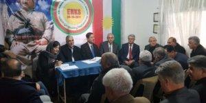 ENKS: KDP-S üyelerinin kaçırılması Kürt diyaloğunu bitirmeye yönelik