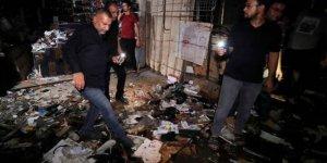 Bağdat'taki bombalı saldırıyı IŞİD üstlendi
