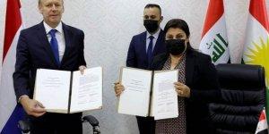 Kürdistan Bölgesi ile Hollanda arasında tarım anlaşması