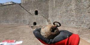 Diyarbakır'da 1. Dünya Savaşı'ndan kalma yüzlerce el bombası bulundu