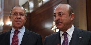 Lavrov ve Çavuşoğlu, Afganistan'daki durumu konuştu