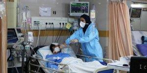 İran'da son 24 saatte 564 kişi hayatını kaybetti
