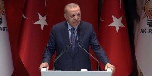 Erdoğan: Ülkemize yapılan yatırımların tutarını 1,4 trilyon liraya çıkardık