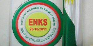ENKS: Saldırıları durdurma sorumluluğu PYD'de