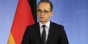 Almanya Dışişleri Bakanı Heiko Maas Türkiye'ye geliyor