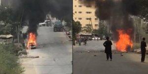 Kabil'de havalimanı yakınlarına roket atıldı