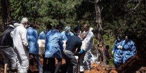 Son 24 saatte koronavirüs nedeniyle 283 kişi hayatını kaybetti